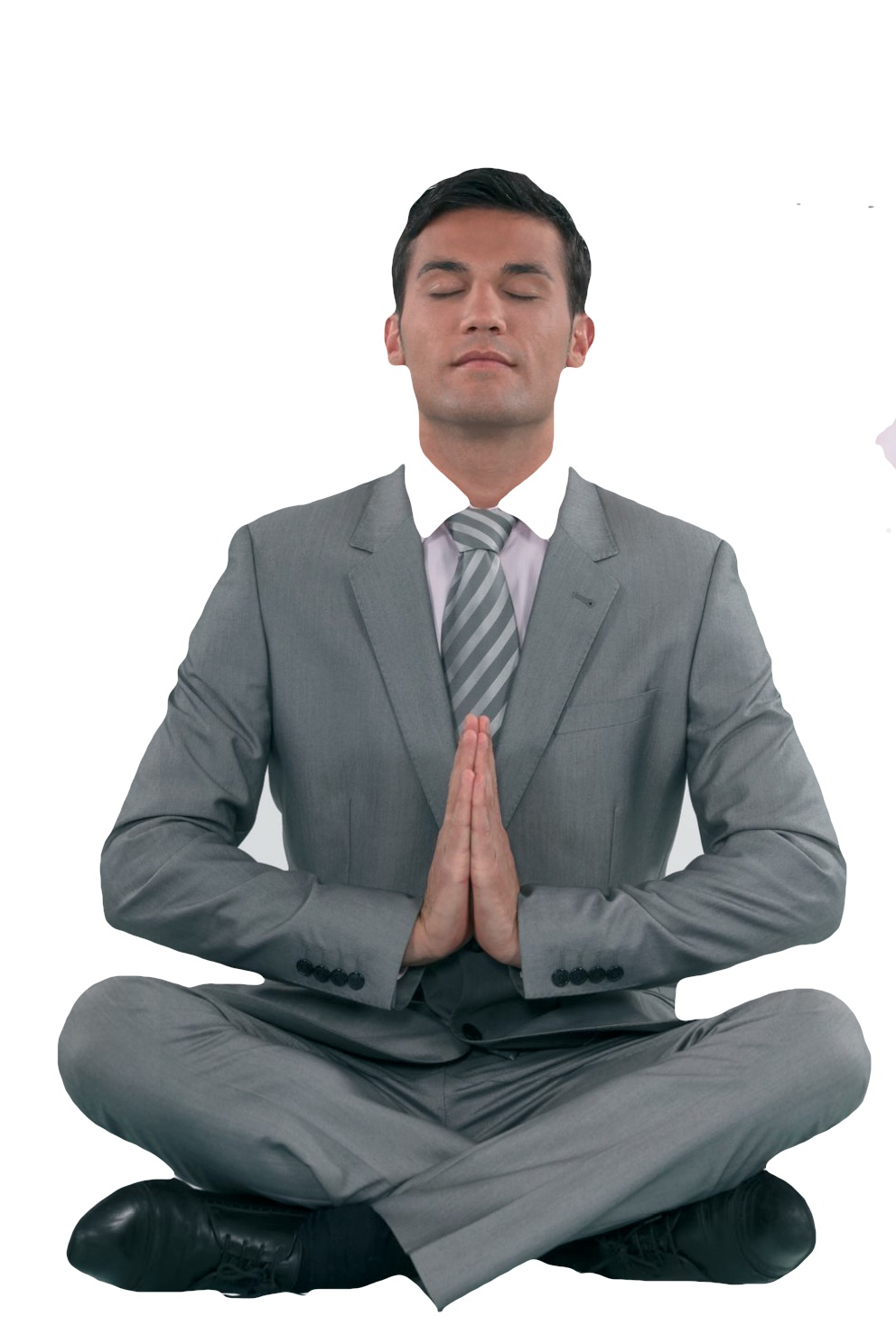 Meditation macht Manager